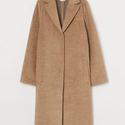 Knee-length Coat   H&M (US)