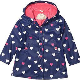 Striped Hearts Color Changing Splash Jacket (Toddler/Little Kids/Big Kids) | Zappos