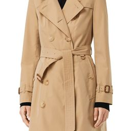 The Chelsea Slim Fit Heritage Trench Coat   Nordstrom