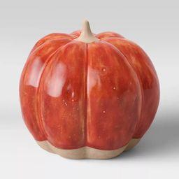 Decorative Ceramic Pumpkin - Threshold™ | Target