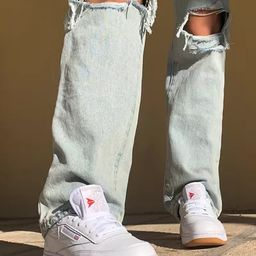 Reebok UO Exclusive Club C Double Sneaker | Urban Outfitters (US and RoW)