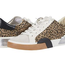 Dolce Vita Zina (Tan/Black Dusted Leopard Suede) Women's Shoes | Zappos