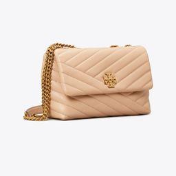 Kira Chevron Small Convertible Shoulder Bag: Women's Handbags    Tory Burch   Tory Burch (US)
