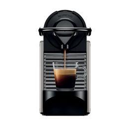 Nespresso® Pixie Espresso Machine by Breville in Titan Black   Bed Bath & Beyond