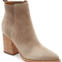 Oshay Pointed Toe Bootie   Nordstrom