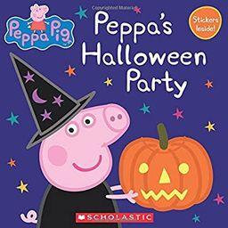 Peppa's Halloween Party (Peppa Pig: 8x8)   Amazon (US)