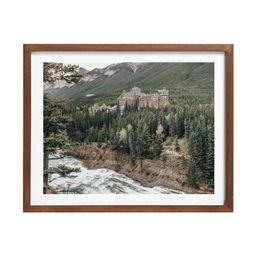 Castle in the Trees Photography Print in Canada, Banff, Mountain Landscape | Etsy (US)