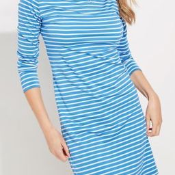 Vineyard Vines Women's Stripe Boat Neck Shift Dress - - | Belk