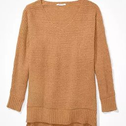 AE Slouchy V-Neck Sweater   American Eagle Outfitters (US & CA)