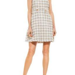 Alexia Admor Women's Remington Tweed Dress - | Belk