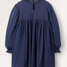 Pin Tuck Jersey Dress | Boden (US)