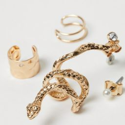 Studs and Ear Cuffs | H&M (US)