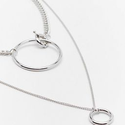 Quick Chain-ge O-Ring Layered Necklace | NastyGal (US & CA)