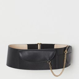 Waist Belt with Bags | H&M (US)