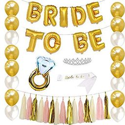 Bachelorette Party Decorations Bridal Shower Decorations Kit For the Perfect Fun and Classic Party   Walmart (US)