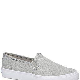 Keds Double Decker Heathered Woven Slip On Sneakers - 8M | Dillards