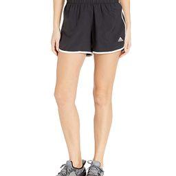 adidas M20 4 Shorts (Black/White) Women's Shorts | Zappos