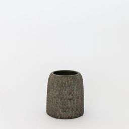 Phadra Grooved Vase   McGee & Co.