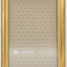Lawrence Frames Classic Bead Picture Frame, 5x7 | Amazon (US)