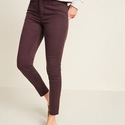 High-Waisted Rockstar Super Skinny Sateen Jeans for Women   Old Navy (US)