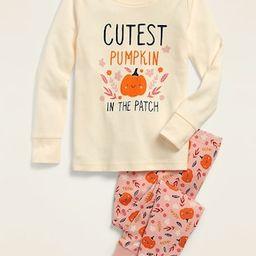 Halloween Pajama Set for Toddler & Baby   Old Navy (US)