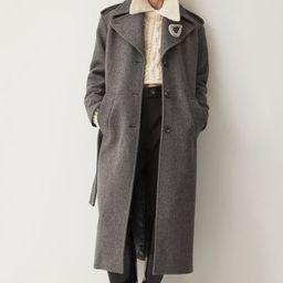 Wool-blend coat   H&M (UK, IE, MY, IN, SG, PH, TW, HK)