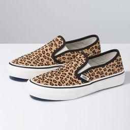Mini Leopard Slip-On SF | Vans (US)