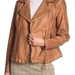 Washed Faux Leather Jacket | Nordstrom Rack