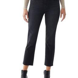 Scoop Women's Cropped Straight Jeans   Walmart (US)