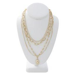 4-Piece Pendant Necklace Set   Walmart (US)