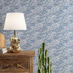 "Ryker Mare 33' L x 20.5"" W Wallpaper Roll   Wayfair North America"