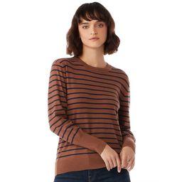 Free Assembly Women's Boxy Crewneck Sweater   Walmart (US)