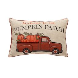 Red Truck & Pumpkins Softline Pillow by Ashland® | Michaels Stores