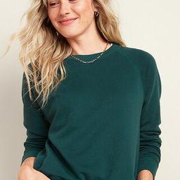 Vintage Crew-Neck Sweatshirt for Women   Old Navy (US)
