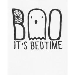 Toddler Carter's 2 Piece Glow in the Dark Boo Halloween Pajama Set   Kohl's
