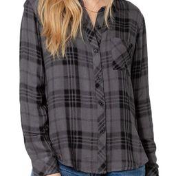 Hunter Plaid Shirt   Nordstrom
