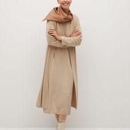 Long knit cardigan | MANGO (US)