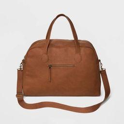 Zip Closure Weekender Bag - Universal Thread™ | Target