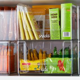 The Home Edit Stacking Pantry Bin | The Container Store