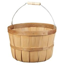 """Chipwood Bushel Basket With Handle By Ashland™ in Master 