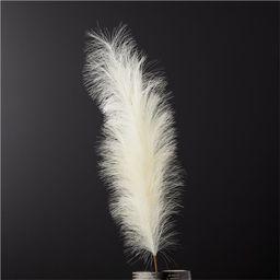 Faux Pampas Grass Ivory Stem | CB2
