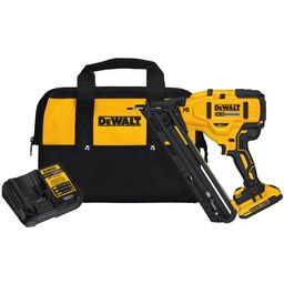 20-Volt Max Lithium-Ion Cordless 15-Gauge Finish Nailer   The Home Depot