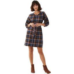 Free Assembly - Free Assembly Women's Shirred Shirtdress - Walmart.com   Walmart (US)
