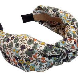 Liberty of London Knotted Headband Headbands for Women and | Etsy | Etsy (US)