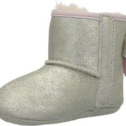 UGG Baby Jesse Bow II Metallic Boot   Amazon (US)