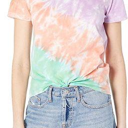 The Drop Women's Courtney Short-Sleeve Tiny Crewneck Jersey T-Shirt | Amazon (US)