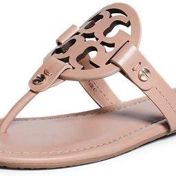 Tory Burch Women's Miller Patent Thong Sandal | Amazon (US)