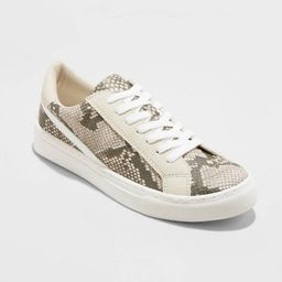 Women's Brittin Lace Up Sneakers - Universal Thread™ | Target