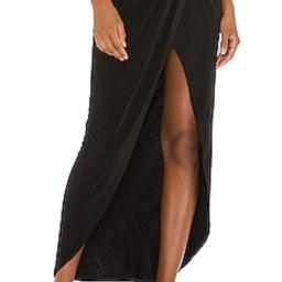 NBD Halena Skirt in Black from Revolve.com   Revolve Clothing (Global)
