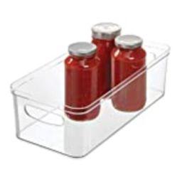 iDesign Crisp Fridge and Pantry Storage Handles, Container for Food, Drinks, Produce Organization, B | Amazon (US)